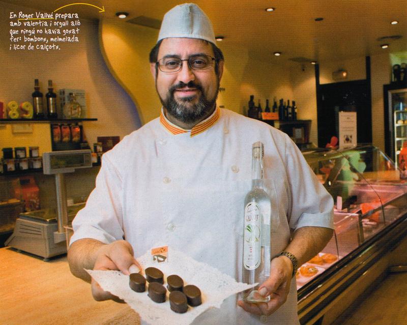 La revista Descobrir Catalunya entrevista al Mestre Pastisser