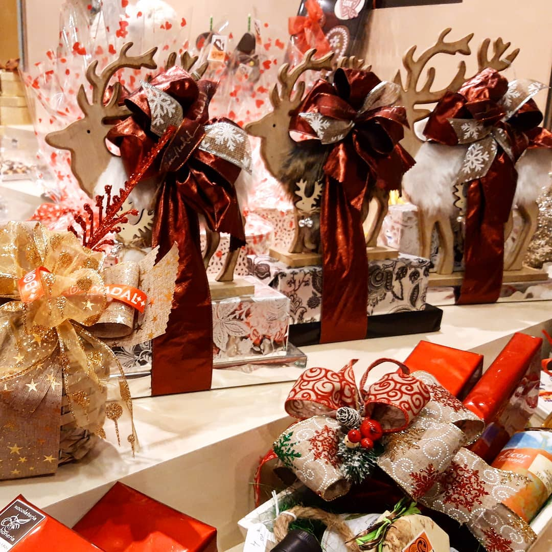 Paneres i lots de Nadal