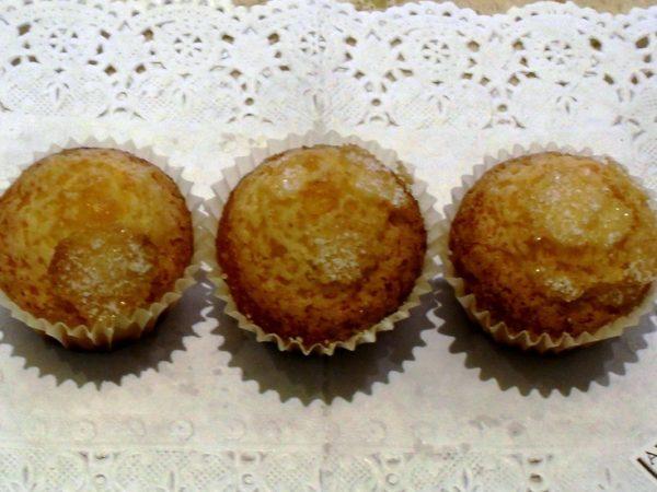 Magdalenes de sucre