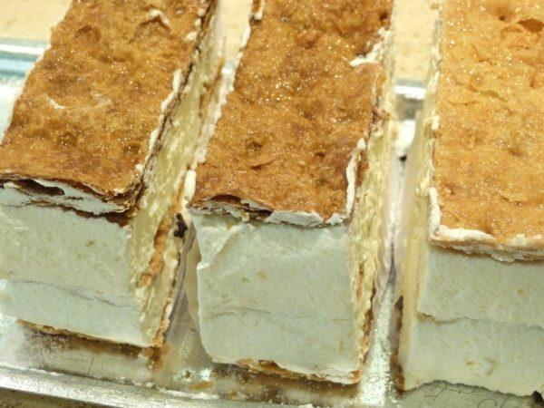 Pasta de nata