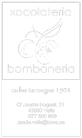 Logotip Xocolateria Bomboneria