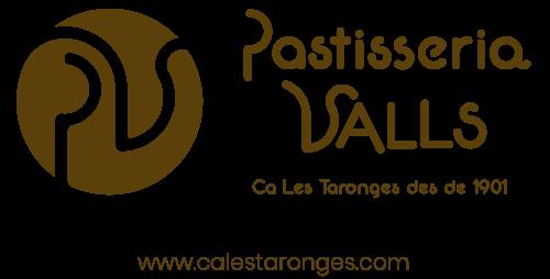 pastisseria valls logo  complet