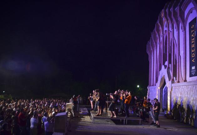 La Catedral del Vi de Nulles acollirà, aquest divendres, la tercera edició de la VINITFEST